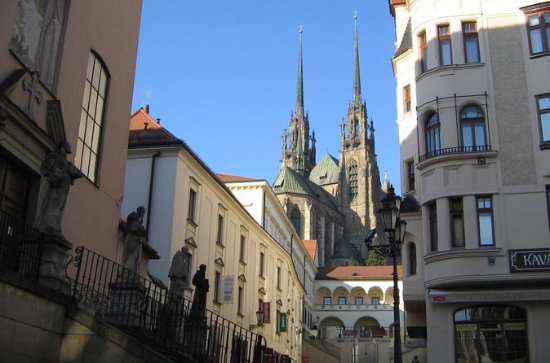 Brno Historical Walking Tour