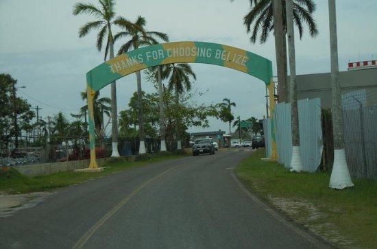 Shared Departure Transfer: San Ignacio Hotels to Belize International...
