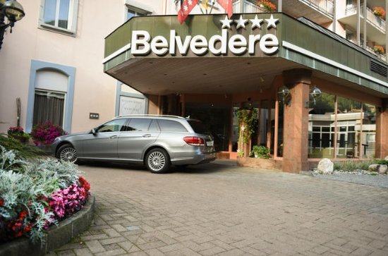 Private transfer from Zurich Airport to Davos