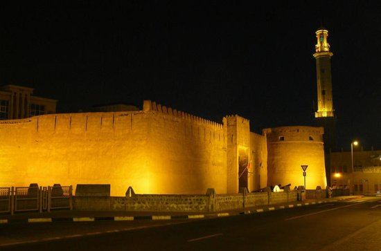 After Dark Tour of Old Dubai with ...