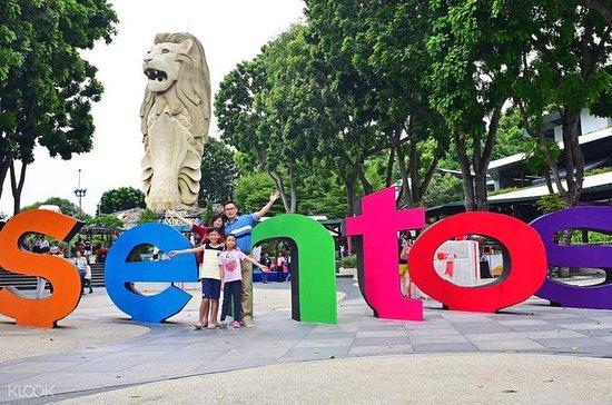 Sunset Sentosa Tour Singapore-6Hrs