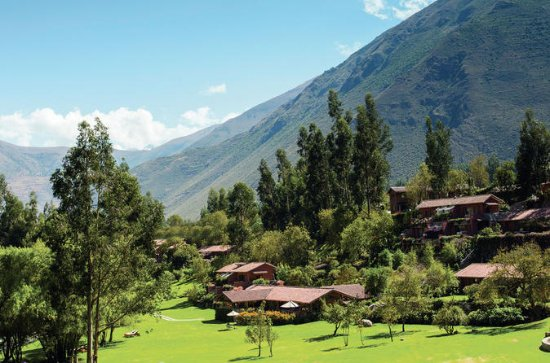 Sacred Valley Tour Including Gourmet...