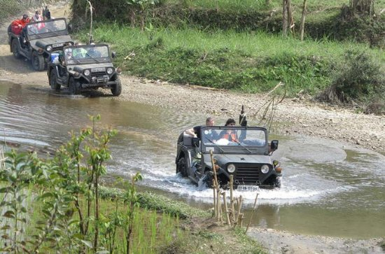 Kpg Phluk Half-Day Tour (by Army Jeep)