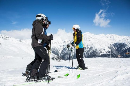 One-Day Ski or Snowboard Break for Beginners