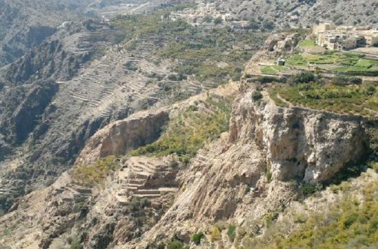 Jebel Akhdar - Cool and Green