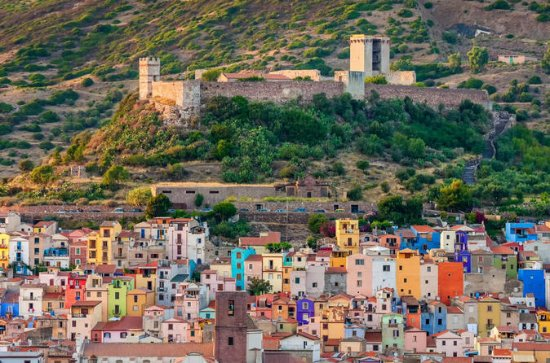 Cagliari: Verbluffend Bosa en ...