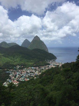 Cosol Island Tour St Lucia