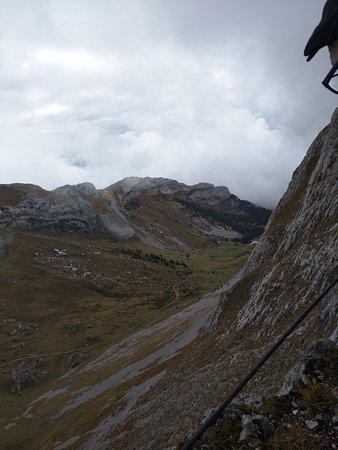 Mount Pilatus: david papkin looking for goat like animals