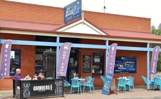 Bruthen, Australia: It looks ordinary but has treats in store.