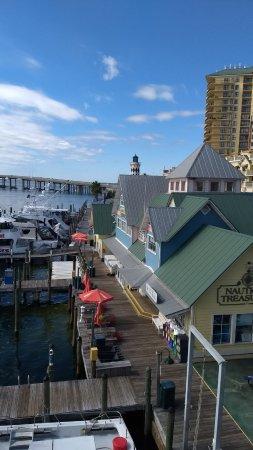 ديستين ويست فاكيشنز: Destin Harbor