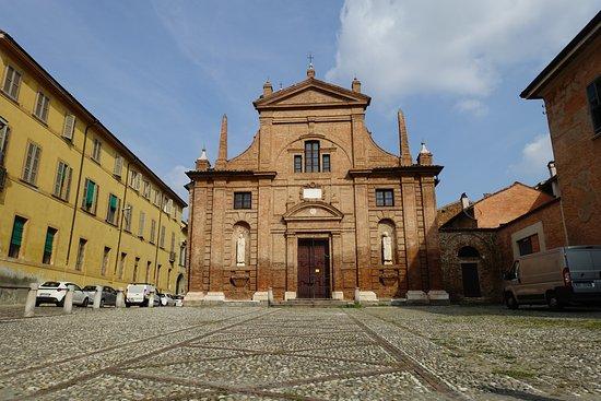 Chiesa di sant 39 egidio e sant 39 omobono cremona tripadvisor for Cose cremona