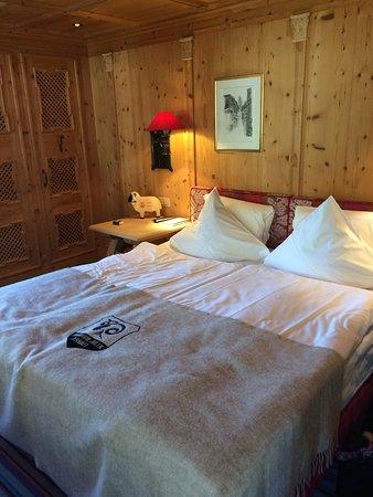 Romantik Hotel Julen Photo