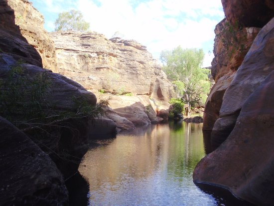 Savannahlander - Day Tours: Cobbold Gorge