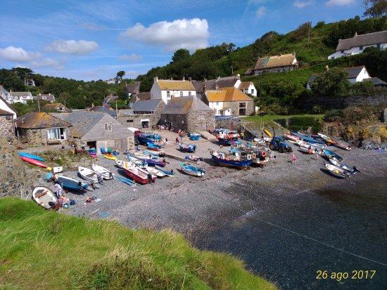 Ruan Minor, UK: Cadgwith Cove