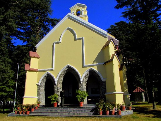 St. Paul's Church, Landour