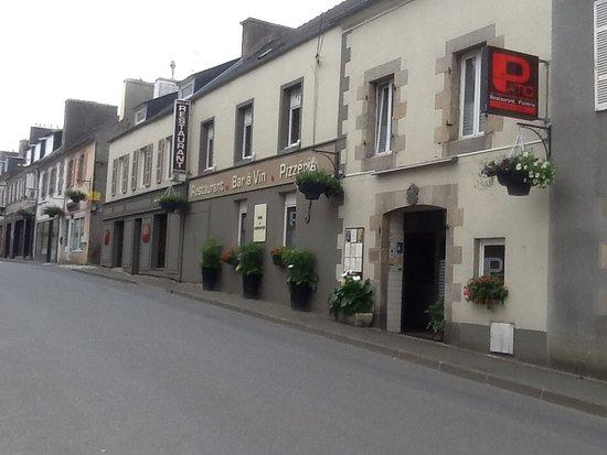 Landivisiau, Франция: Rue du general de gaulle