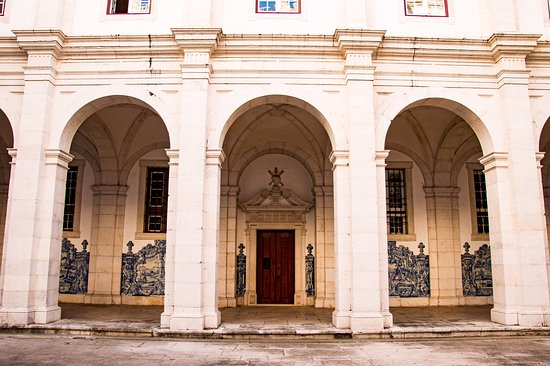 Mosteiro De Sao Vicente De Fora
