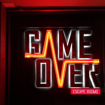 Ingresso Picture Of Game Over Escape Rooms Roma