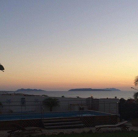 pizzolungo al tramonto