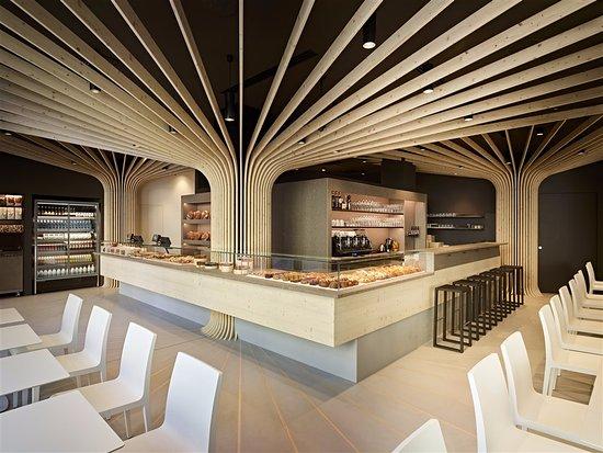 Panificio moderno trento restaurant bewertungen for Arredo hotel trento
