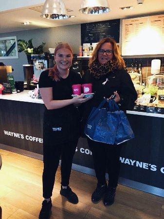 Wayne's Coffee Söderhamn