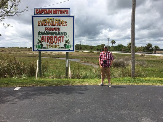 Capt Mitch's - Everglades Private Airboat Tours Picture