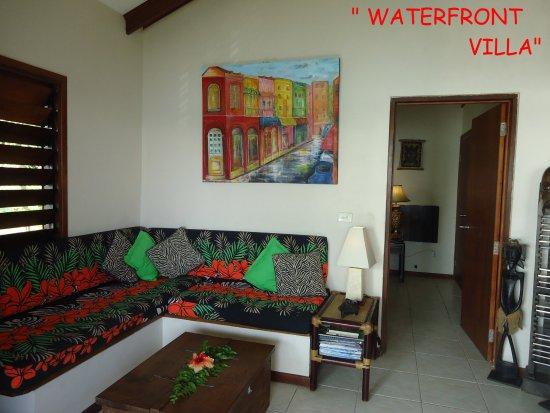 "Troppo Mystique: "" Waterfront Villa""- 1x Bedroom."