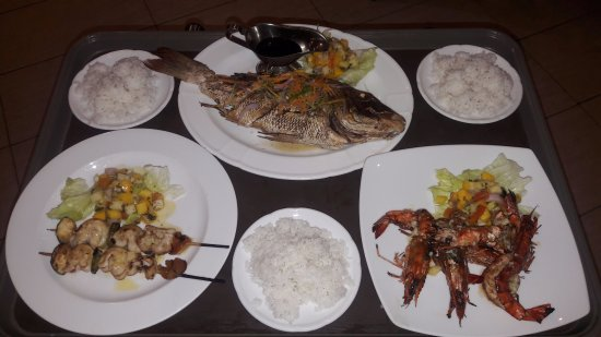 Amarela Resort: Cena