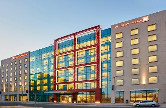 Window View - Picture of Hilton Garden Inn Dubai Mall Of The Emirates - Tripadvisor