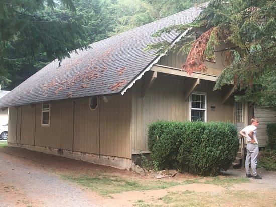 Alexander's Lodge : Die Lodge, wir hatten das ganze Haus