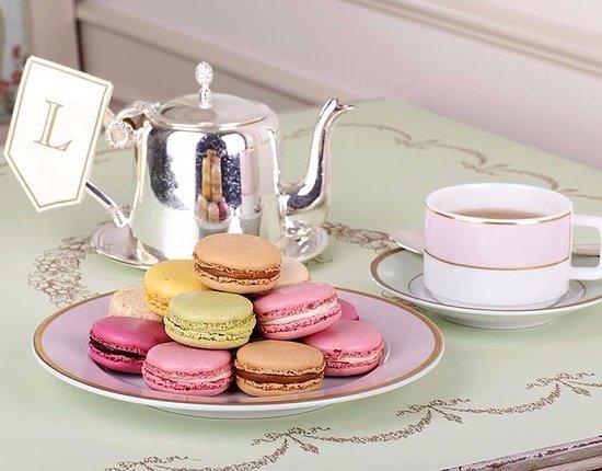 Tea time - Picture of Laduree, Dubai - TripAdvisor
