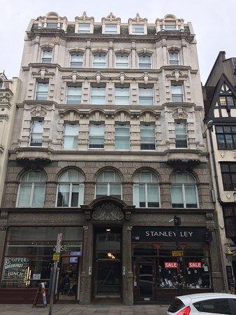 The Z Hotel City  Fleet Street