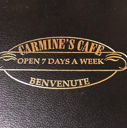Carmine S Cafe Ocala Fl