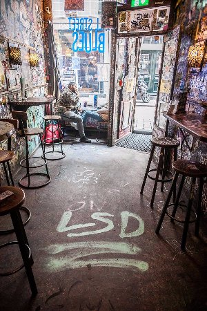 Hill Street Blues Amsterdam - Picture of Cafe Hill Street