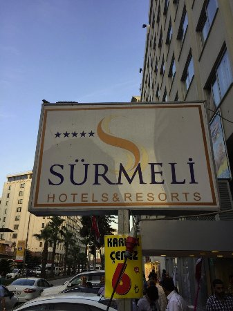 Hotel Mavi Surmeli Foto