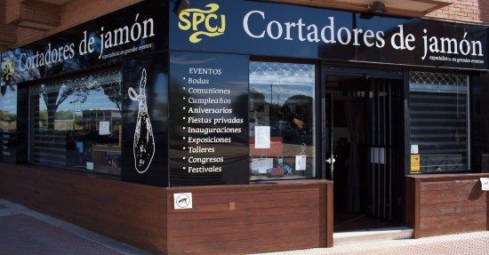Torrejon De Ardoz, Spain: Sede Profesional de Cortadores de Jamón
