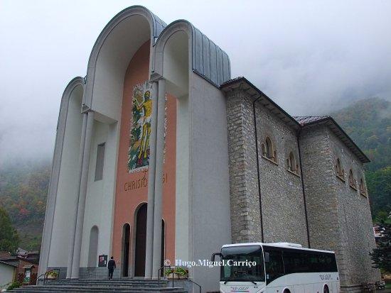 Chiesa del Cristo Re di Timau