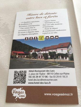 Celles-sur-Plaine, Francia: photo9.jpg