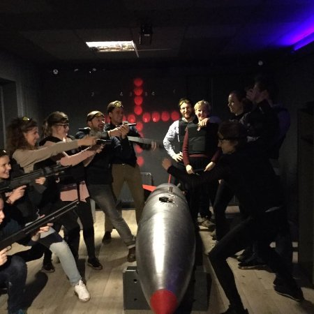 Escape room Adventuredome Hellevoetsluis