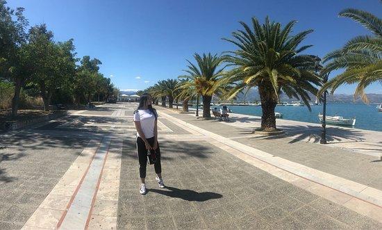 Nauplion Promenade