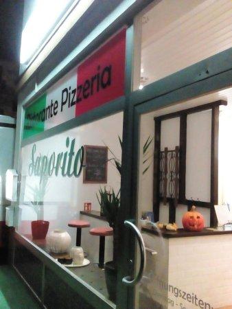 Lichtenfels, Allemagne : Saporito ristorante pizzeria