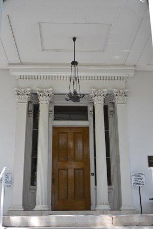 Natchez, MS: De voordeur
