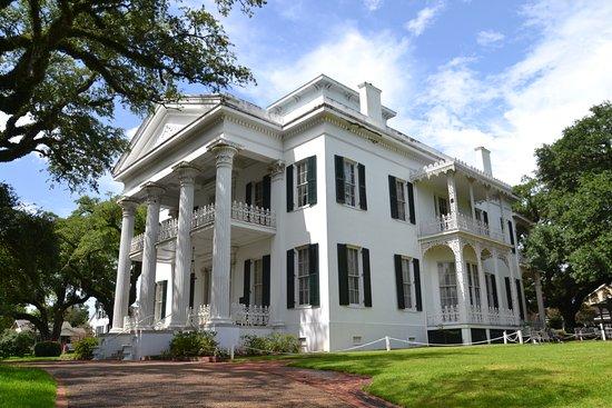 Natchez, MS: het huis