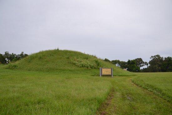 Natchez, MS: Een heuvel