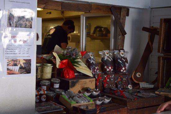 Eymet, France: Chocolates!