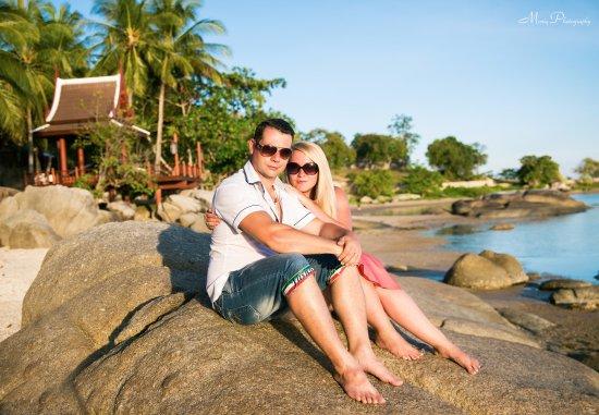 Laem Set, Tailandia: unsere Honeymoon