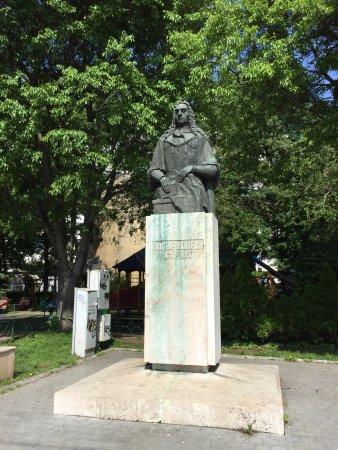 Bustul lui Dimitrie Cantemir