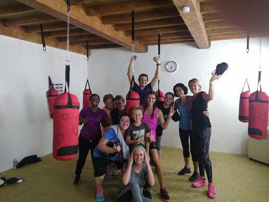 Grasse, Frankreich: Boxing, tout est possible: ASS. rêves & réalité handicap 06