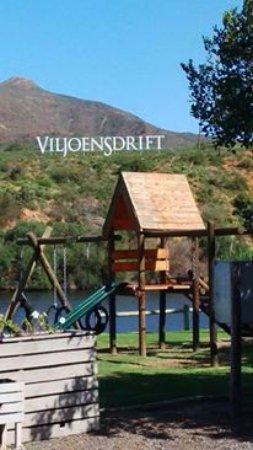 Robertson, Sør-Afrika: Viljoensdrift