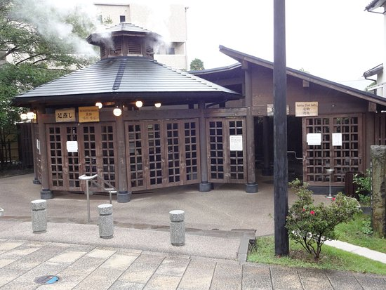 自助地狱蒸餐厅